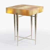3d ironies - lit table model