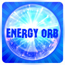 Animated 2D Energy Orb