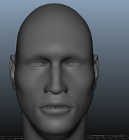head Model MultiUV
