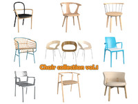 chair vol 1 3d max