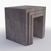 IRONIES - Shagreen Nesting Tables