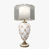 sigma l2 table lamp 3d obj