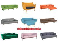 3d sofa vol 1 model