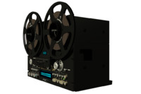 max reel tape deck