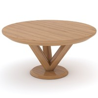 maya element dining table