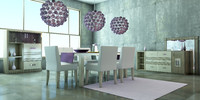 3ds design dining room