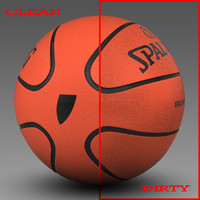 basket ball fbx