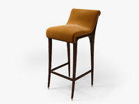 3d koket incanto bar stool