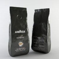 3d coffee package