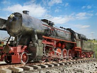 BR-52 Kriegslok Steam Locomotive