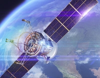communication satellite ma