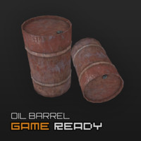 fbx ready barrel