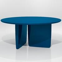 Tobi-Ishi Table T160