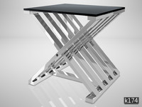 Tribute Low Table by Eichholtz