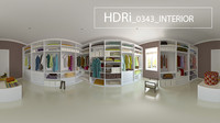 0343 Interior HDRi
