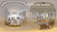 0368 Interior HDRi