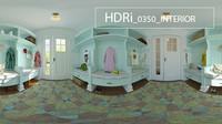 0350 Interior HDRi