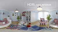 0254 Interior HDRi