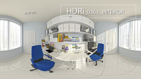 0363 Interior HDRi