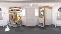 0354 Interior HDRi