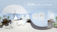 0392 Interior HDRi