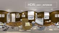 0451 Interior HDRi