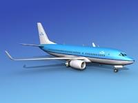 lightwave boeing 737-700 737 737-700er