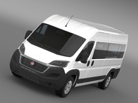 fiat ducato maxi minibus 3ds