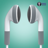 apple headset 3d max