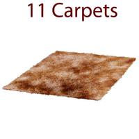 3d max rugs hair fur