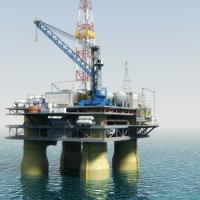 OilRig+Tanker_3DScene