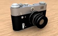 c4d hq old camera lens