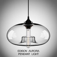 Edison Aurora Pendant Light