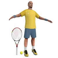 obj tennis player 2