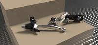 3ds clutch lever