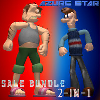 3ds max star sale 2-in-1