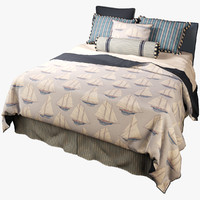 Eastern Accents Mackinaw Bedset