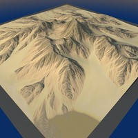 mountain terrain max