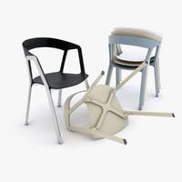 compas chair 3d model
