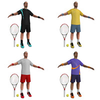 tennis players max