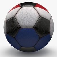 3dsmax soccerball ball