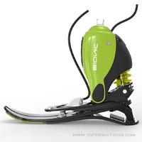 3d prosthetic foot model