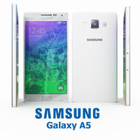 3ds max samsung galaxy a5 white