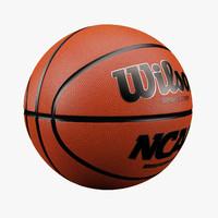 basketball wilson obj