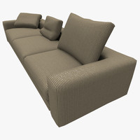 3ds max couch sofa chair