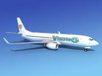 boeing 737-800 737 obj