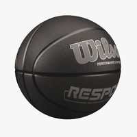 3ds max basketball wilson black