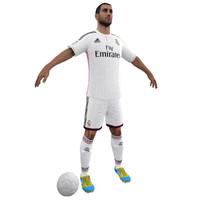 Soccer Player RMA