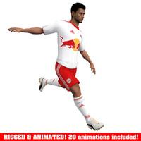 maya soccer player rb