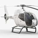 Eurocopter EC120 3D models